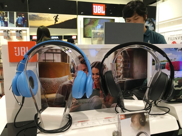 speakers, headphones, earphones, home theater systems, harman, jbl, concept store, akg, discount, hwm philippines, hardwarezone philippines, festival mall, muntinlupa, beyond innovations, harman/kardon, alabang, loundspeakers, exclusives, jbl charge 3, jbl everest 300bt, jbl cinema sb450, harman kardon onyx studio 3, harman kardon sohon bt, harman kardon sabre 35