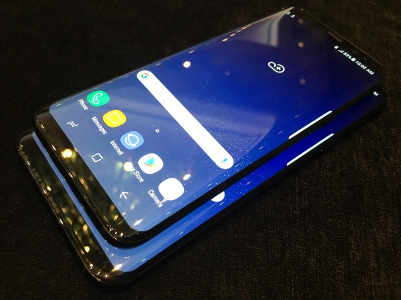 samsung, galaxy s8, galaxy s8+, samsung unpacked, galaxy s7, galaxy s7 edge, infinity display, samsung bixby, bixby visual, bixby voice, millennials, android 7.0 nougat, samsung dex, secure folder, iris scan