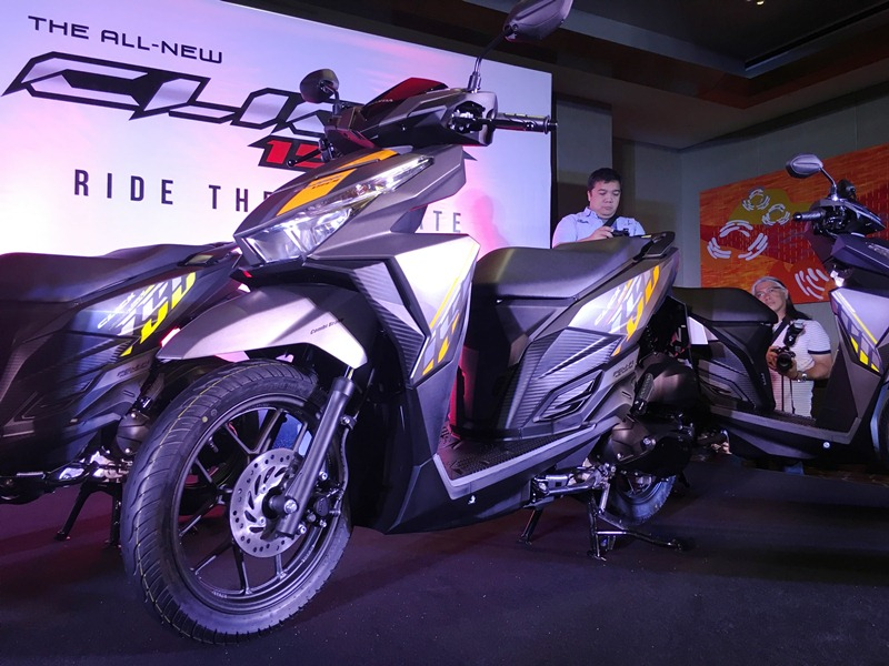 First look: All-New Honda Click 150i - HardwareZone.com.ph
