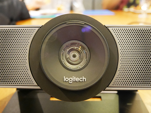120-degree field of view, 4k, conference camera, logitech, logitech camera, logitech conference camera, logitech meetup, moninder jain, ultra hd, video conference