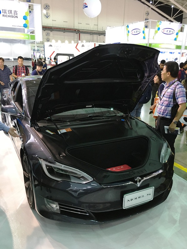 Tesla Model S Front Trunk Frunk Electric Cooler Review - Www