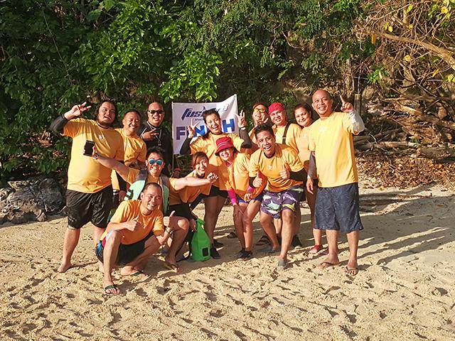 Epson Fusion 8 Yellow Team