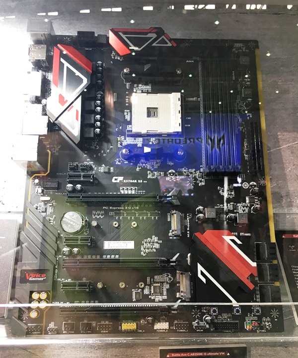 colorful, computex 2017, cybermods24hrs, chaintech, taitra, cybermedia, esgs, intel x299, igame, x299-x, z270 ymir-x, gamer, customization, cp600, pcie ssd, nvidia, geforce, gtx 1080 ti, graphics cards, motherboards, kudan, vulcan x oc, vulcan ad