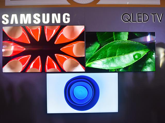 hardwarezone, hardwarezone philippines, hwm, hwm philippines, kim soo hyun, qled, qled tv, quantum dot technology, samsung, samsung philippines, samsung qled tvs, samsung tv, television, tv