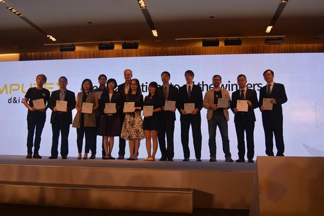 Computex d&i Awards Winners