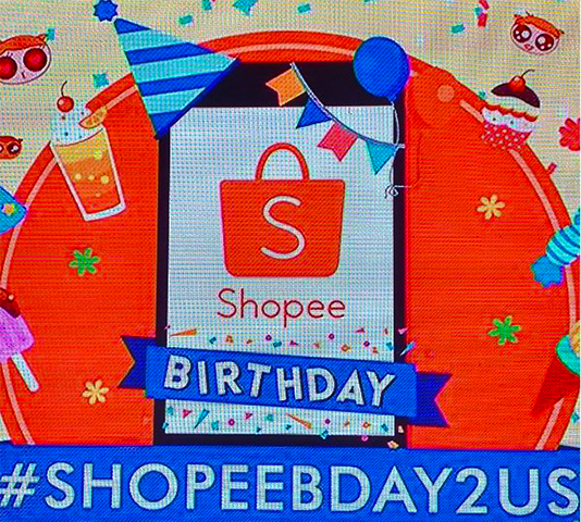 Happy 2nd birthday, Shopee PH!