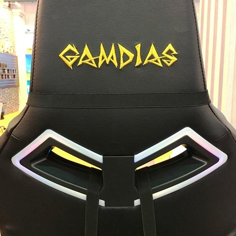 Gamdias Outs Its First Gaming Chair Series And New