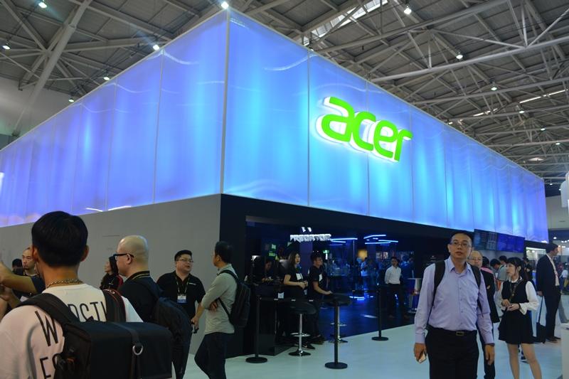 acer, computex 2017, iconia, tablets, next@acer, nvidia, max-q design, predator   triton 700, aeroblade 3d fans, corning gorilla glass, geforce, gtx 1060, gtx 1050 ti,   aspire gx-281, amd, ryzen 1700x, gtx 1070, radeon rx580, predator x27, monitor,   iconia 10, iconia one 10, android 7.0 nougat, mediatek