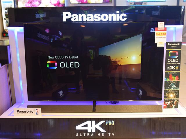 Panasonic TH-65EZ1000