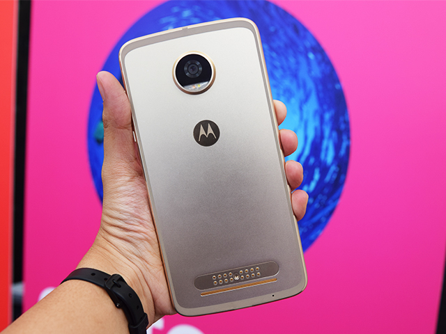 The device carries a 12-megapixel rear camera.