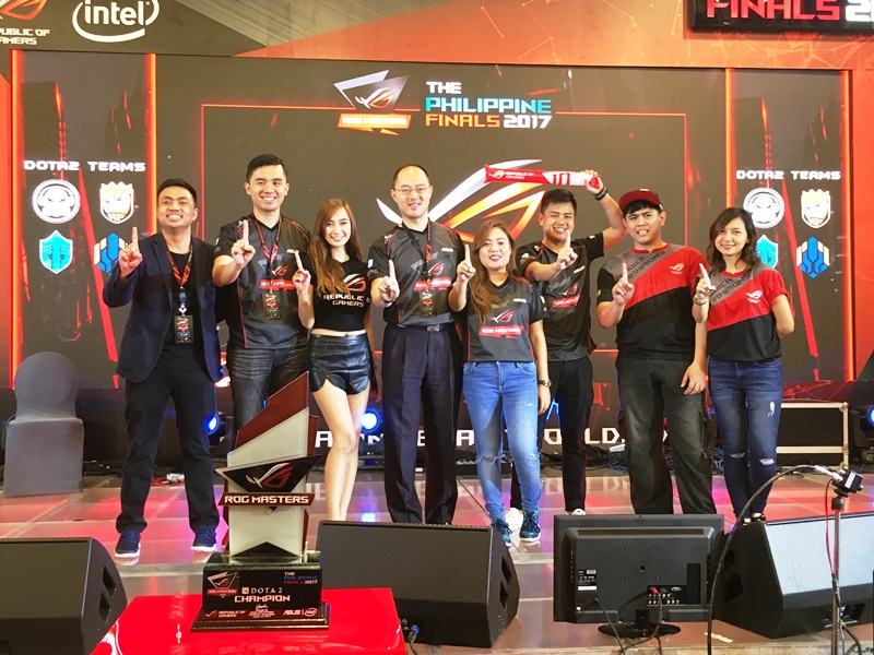 asus, esports, rog masters, ghost month, sm cyberzone, zephyrus, george su, mineski, pldt home fibr, intel, counter-strike, dota 2, cs:go, gaming, laptop, desktop