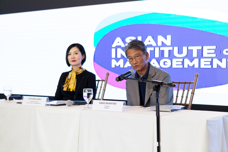 asian institute of management, aim, diosdado banatao, dado banatao, phildev, aim-dado banatao incubator, incubator, dost, jikyeong kang, father of semiconductors, semicon, s3 graphics, marvell, silicon valley