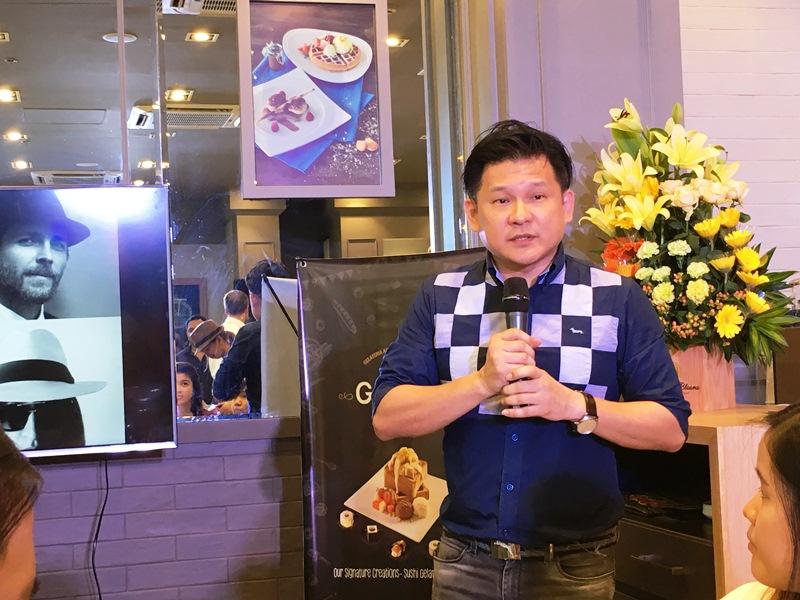 bonifacio global city, commonwealth capital group, david chang, filippo novelli, gelato, gelatofix, gelatofix philippines, taguig, wilson lim