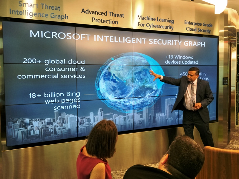 cybersecurity, enterprises, microsoft, singapore, keshav dhakad, cyber threats, cyber attacks, breach, microsoft 365, windows 10, bangladesh, bank heist, hackers, malware