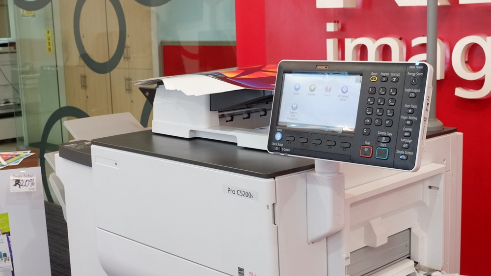 commercial printer, printer, production printer, ricoh, ricoh philippines, ricoh pro c5200s
