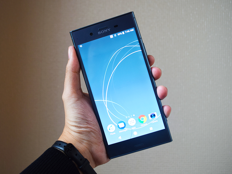 Sony Xperia XZ1 with Android 8 0 Oreo, Snapdragon 835 launches at