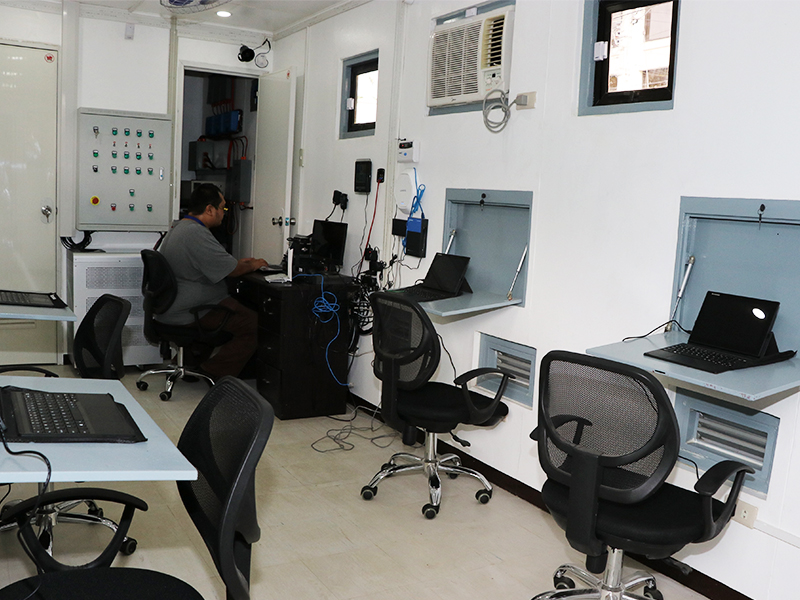 cabanatuan city, department of education, disaster preparedness, egg classroom, egg disaster command center, internet, microsoft, microsoft philippines, nueva ecija, tv white space