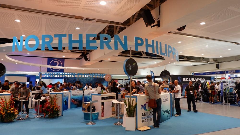 department of tourism, dive mart, diving, events, expo, local tourism, megatrade hall, philippine tourism, travel