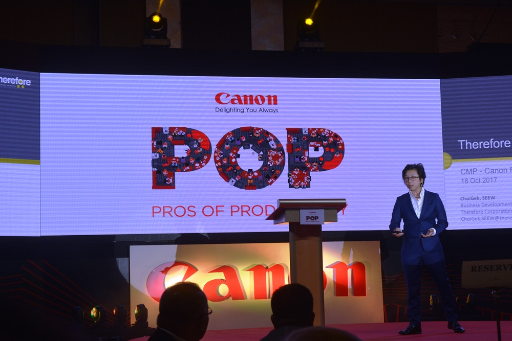 canon, events, pros of productivity