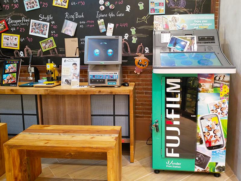 fujifilm, fujifilm concept store, fujifilm philippines, sm megamall, ykl color inc.