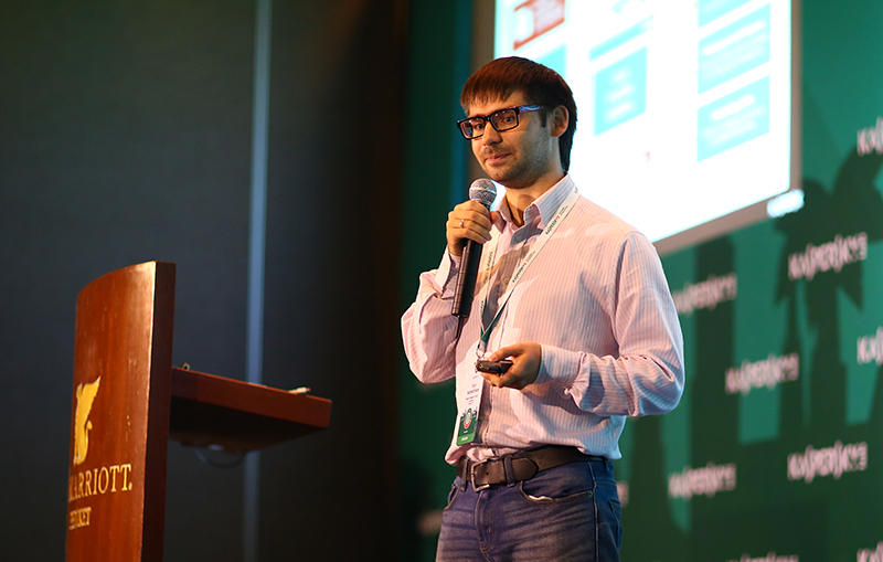 Yury Namestnikov, Head of Research Center of Russia at Kaspersky Lab's GReAT