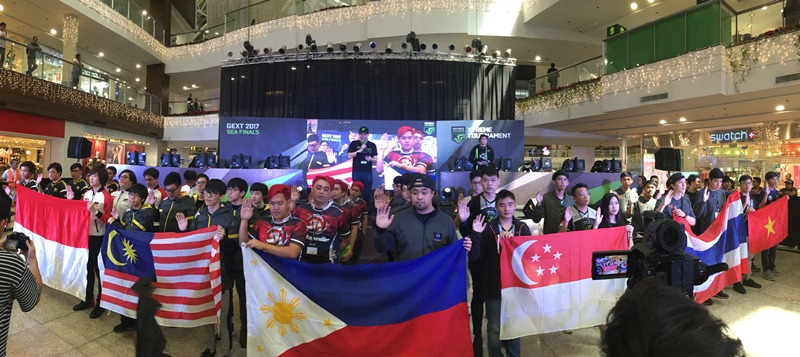 nvidia, geforce, esports, gext, glorietta, indonesia, malaysia, singapore, thailand, vietnam, philippines, cs:go, counter-strike, dota 2, team signature, next gen aorus, icafes, graphics cards, colorful, coolermaster, palit, msi, thermaltake, ttesports, galax