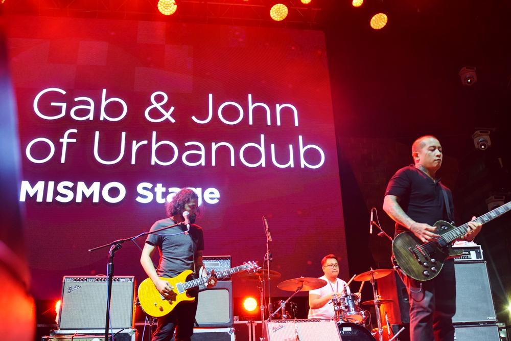 Gab & John of Urbandub