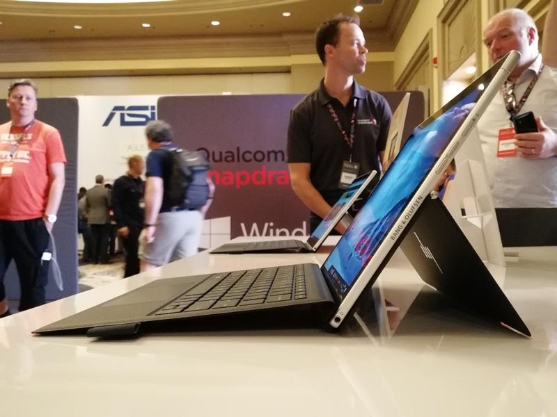hp, hp envy x2, qualcomm, snapdragon 835, detachable pc, snapdragon x16, lte, convertible, windows 10, tablet, notebook, laptop