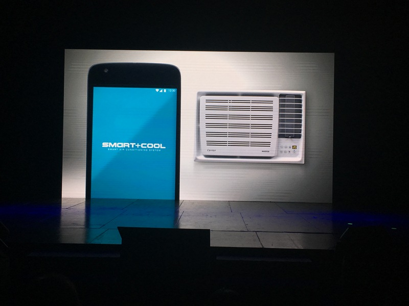 digital transformation, concepcion, carrier, air conditioning, aircon, ac/xp 2018, smart+cool, mobile application, smartphone